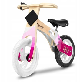 Балансирующий велосипед Lionelo Willy Bubblegum