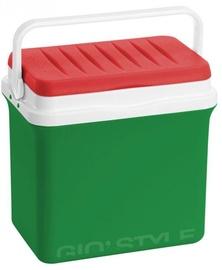 Aukstumkaste Gio'Style Dolce Vita Red Green, 29.5 l