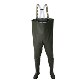 Paliutis Bib-Trousers With PVC Boots 43