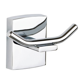 Tesa Klaam Bathrobe Hook 4.7x9.6x6.1cm Chrome