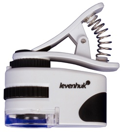 Levenhuk Zeno Cash ZC6 Pocket Microscope White