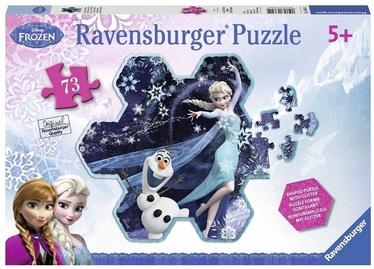 Puzle Ravensburger Frozen 2 Elsas Snowflake 13641, 73 gab.