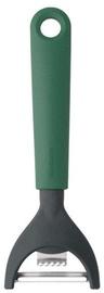 Y-образная овощечистка + нож для получения цедры Brabantia, Fir Green