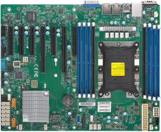 Материнская плата сервера Supermicro SuperMicro X11SPL-F
