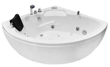 SN Bath JU0313 135x135x53cm White