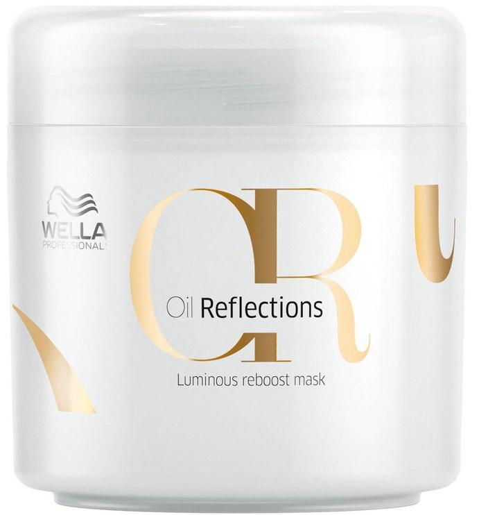 Маска для волос Wella Oil Reflections Mask, 150 мл
