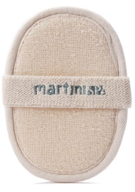Martini SPA Natural Loofah And Cotton Peeling Sponge