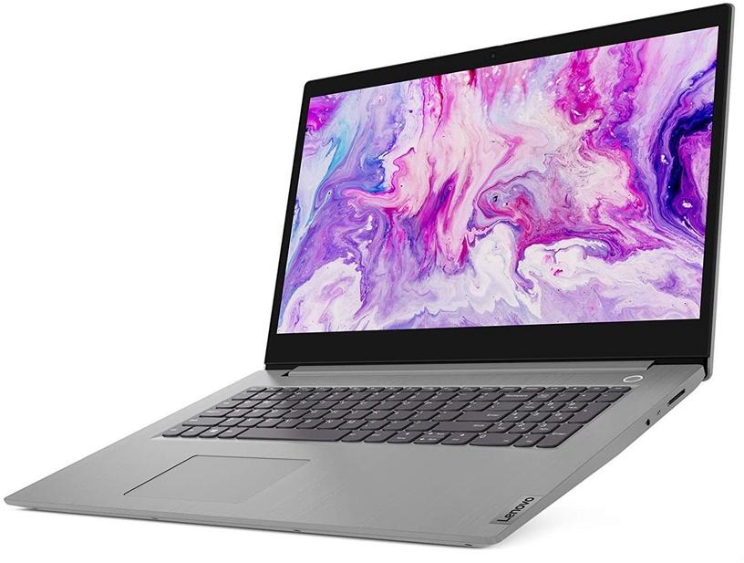 Ноутбук Lenovo IdeaPad 3-17ADA Platinum Gray 81W20018PB PL, AMD Ryzen 3, 4 GB, 256 GB, 17.3 ″