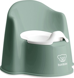 BabyBjorn Potty Chair Deep Green 055268