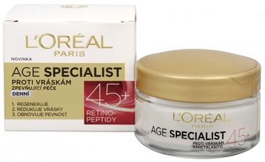 Крем для лица L´Oreal Paris Age Specialist 45+ Day Cream, 50 мл