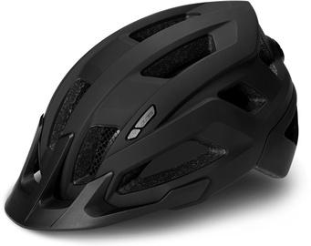 Cube Steep Helmet Matt Black L