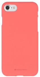Mercury Soft Feeling Jelly Back Case For Samsung Galaxy S8 Plus Pink