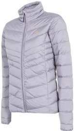 4F Womens Jacket H4Z20-KUDP003-27M Grey S