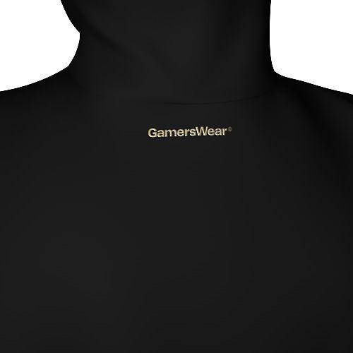 GamersWear Nerd Hoodie Black M