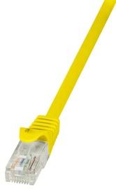 LogiLink Patchcord CAT 5e UTP 0.5m Yellow