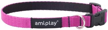 Kaklasiksna Amiplay Twist, rozā, 500 mm