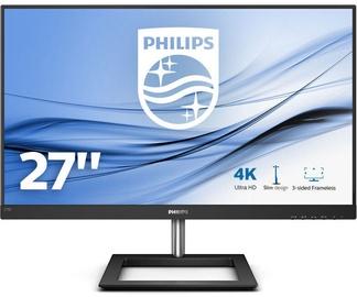 """Philips E-Line 278E1A 4K Ultra HD 27"""" (bojāts iepakojums)"""