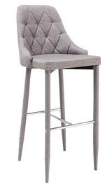 Bāra krēsls Signal Meble Trix H-1 Grey, 1 gab.