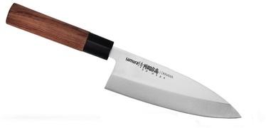 Samura Okinawa Universal Kitchen Deba Knife 17cm