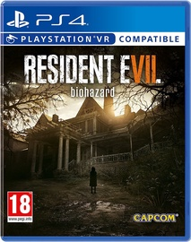 PlayStation 4 (PS4) spēle Resident Evil VII: Biohazard PS4