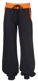 Bars Junior Sport Pants Black/Orange 42 116cm