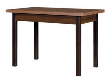 Pusdienu galds Bodzio S43 Walnut, 1100x670x790 mm