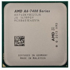 AMD A-Series A6-7400K 3.5GHz 1MB TRAY AD740BYBI23JA