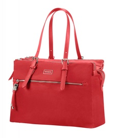 Ручная сумка Samsonite, красный, 14.1″