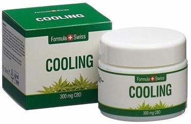 Крем для тела Formula Swiss 300mg CBD Cooling, 30 мл