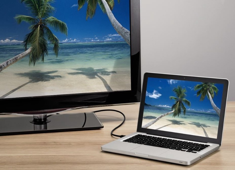 Hama Adapter Cable Mini-DisplayPort to DisplayPort 1.8m