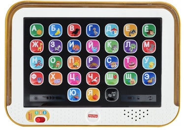Interaktīva rotaļlieta Fisher Price Laugh & Learn Smart Stages Tablet DHY54, RU
