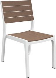 Садовый стул Keter Harmony White Brown