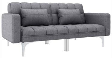 Dīvāngulta VLX Universal 247215, pelēka, 175.5 x 84 x 79.5 cm