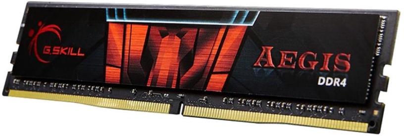 Operatīvā atmiņa (RAM) G.SKILL Aegis F4-2400C15D-8GIS DDR4 8 GB CL15 2400 MHz