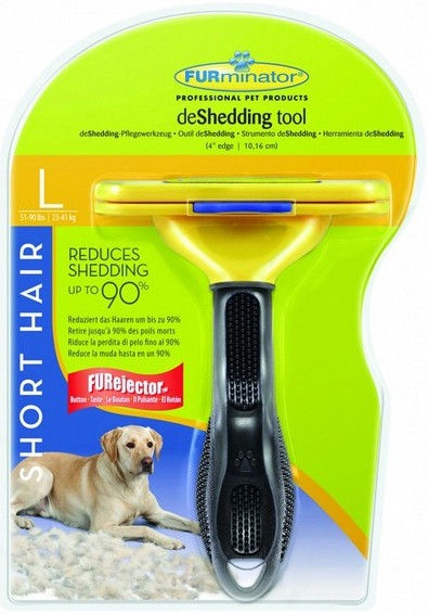 Furminator Short Hair Dog Large Breed