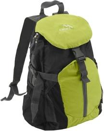 Ceļojumu soma Cattara Foldable 13854, melna/zaļa, 20 l