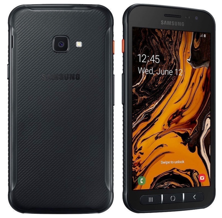 Samsung SM-G398 Galaxy Xcover 4s Dual Black Enterprise Edition