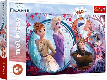 Puzle Trefl Frozen II 15374, 160 gab.