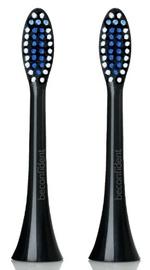 Beconfident Sonic Toothbrush Heads Regular Black 2pcs