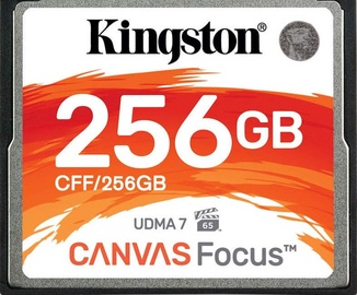 Kingston Canvas Focus CF 256GB