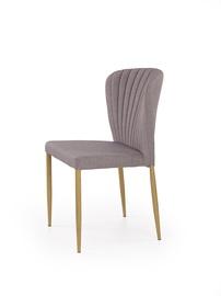 Ēdamistabas krēsls Halmar K236 popiel Grey