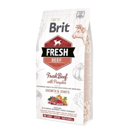 Brit Puppy Fresh Beef With Pumpkin Growth & Joints 12kg