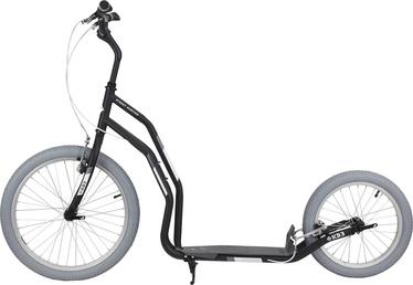 Самокат Street Surfing K-Bike, белый/черный/серый