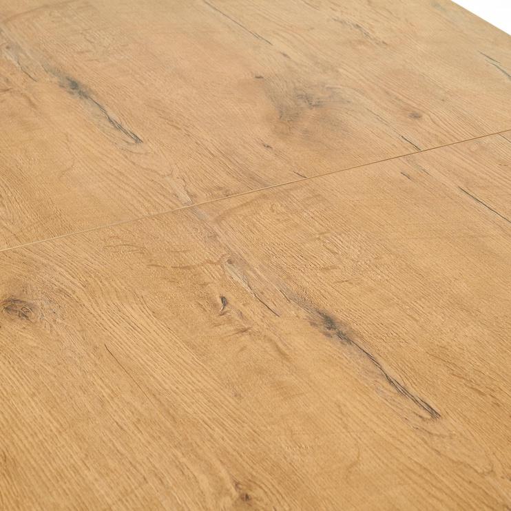 Обеденный стол Halmar Tiago Lancelot Oak, 1400 - 2200x800x760 мм
