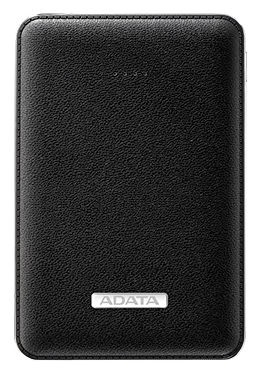 Ārējs akumulators A-Data PV120 Black, 5100 mAh