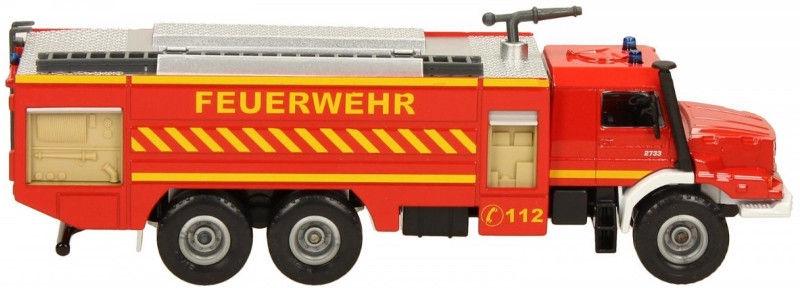Siku Mercedes-Benz Zetros Fire Engine 2109
