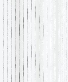 Spirella Alina Shower Curtain 180x200cm Grey