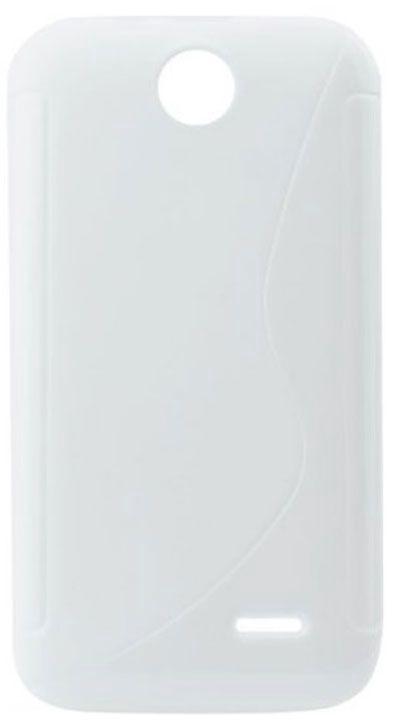 Telone Back Case S-Case for HTC Desire 310 White
