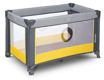 Детская кроватка Lionelo Stefi Yellow Lemon