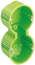 Spelsberg Mounting Box Double 2x68 Green